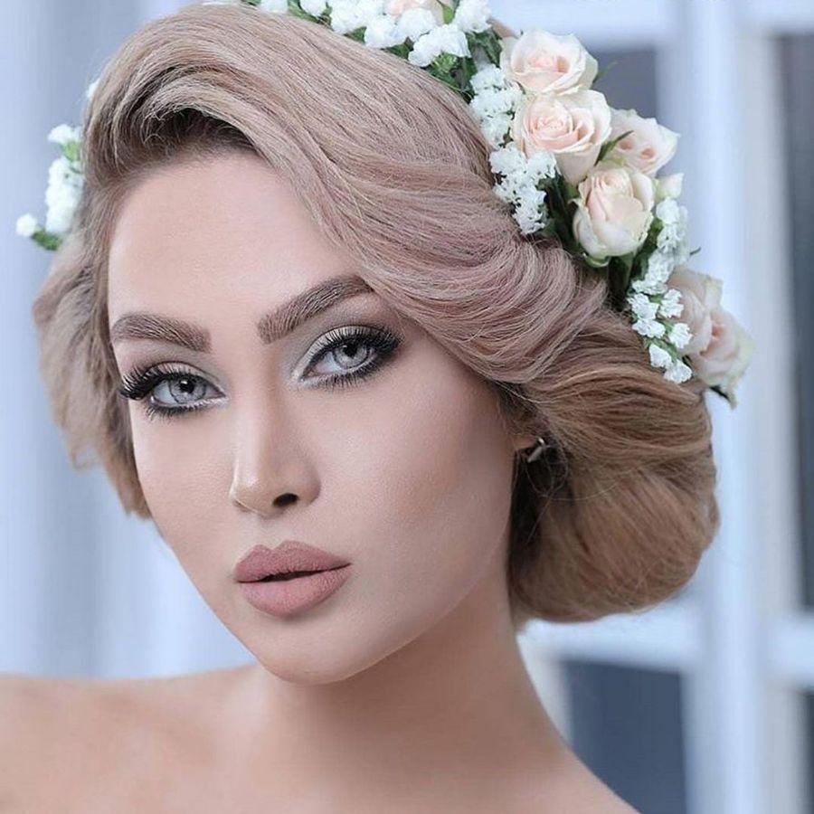 مدل ارایش عروس ترکیه ای با طرح های جدید و زیبا + عکس