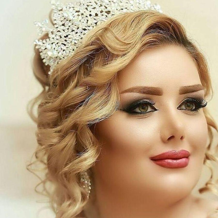 مدل ارایش عروس جدید با متد های حرفه ای برای عروس خانم ها باکلاس