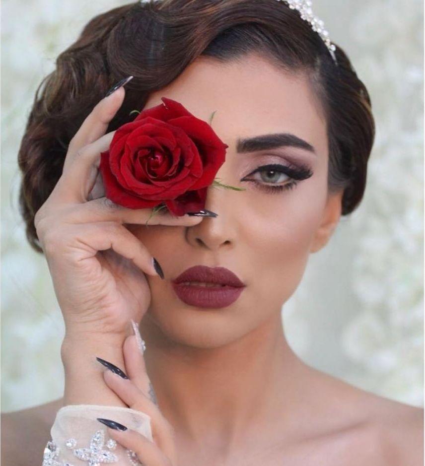 مدل میکاپ عروس اینستاگرام