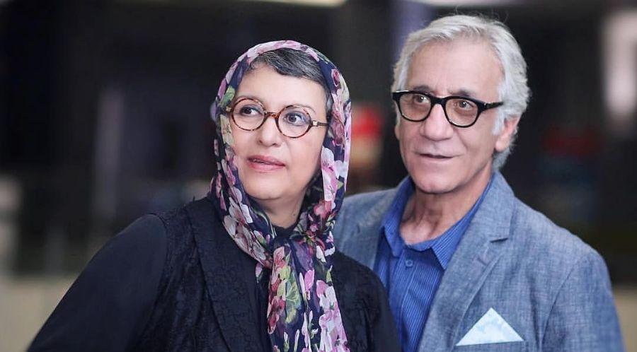 جدیدترین عکس رویا تیموریان به همراه همسرش مسعود رایگان و دخترش