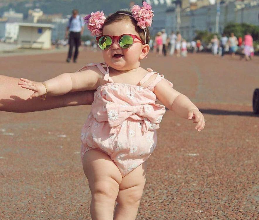 جدیدترین مدل لباس دخترانه نوزادی مجلسی شیک در طرح های مختلف