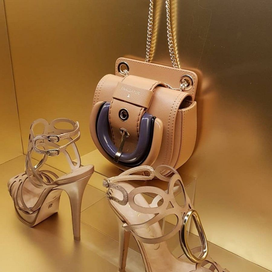 ست کیف و کفش خفن و جدید زنانه مخصوص نوروز ۹۸ + تصویر