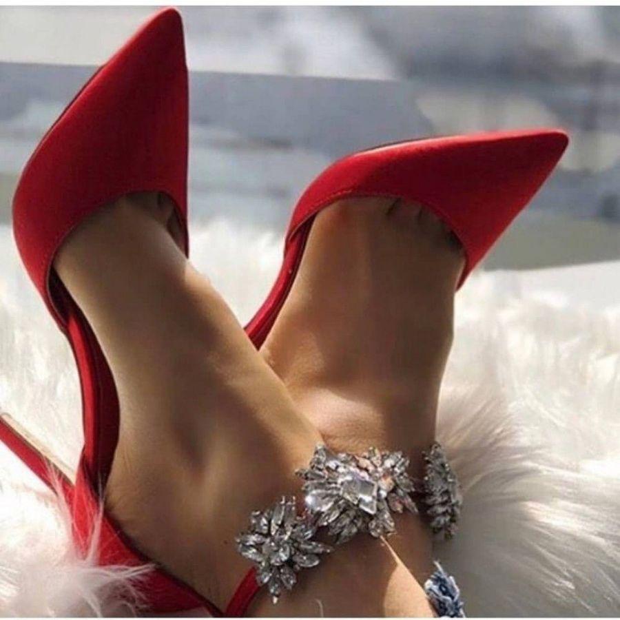 ۳۰ مدل کفش مجلسی شیک و جدید زنانه و دخترانه مخصوص سال ۲۰۱۹