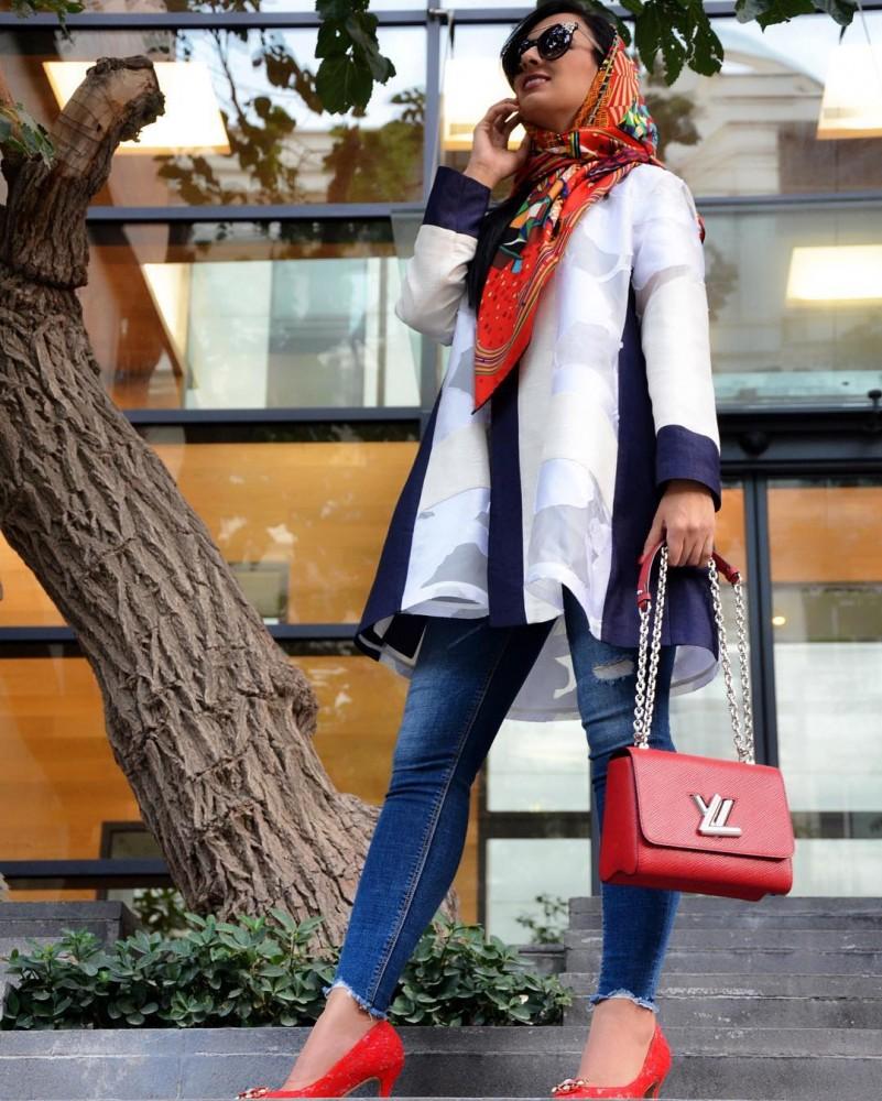 جدیدترین مدل مانتو ۹۸ زنانه و دخترانه با طرح های جدید و زیبا