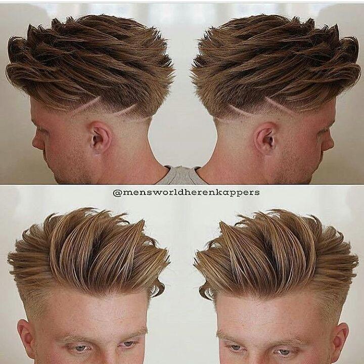 مدل مو پسرانه ۲۰۱۹ بسیار شیک و جذاب