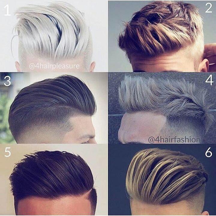 مدل مو پسرانه جدید با انواع طرح های زیبا و ساده