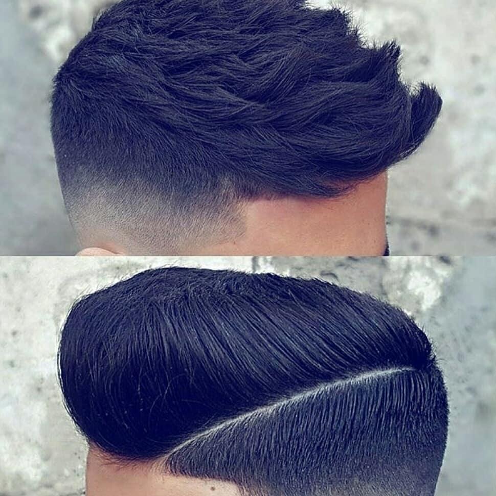 مدل مو ساده پسرانه ۲۰۱۹ با طرح های بسیار زیبا