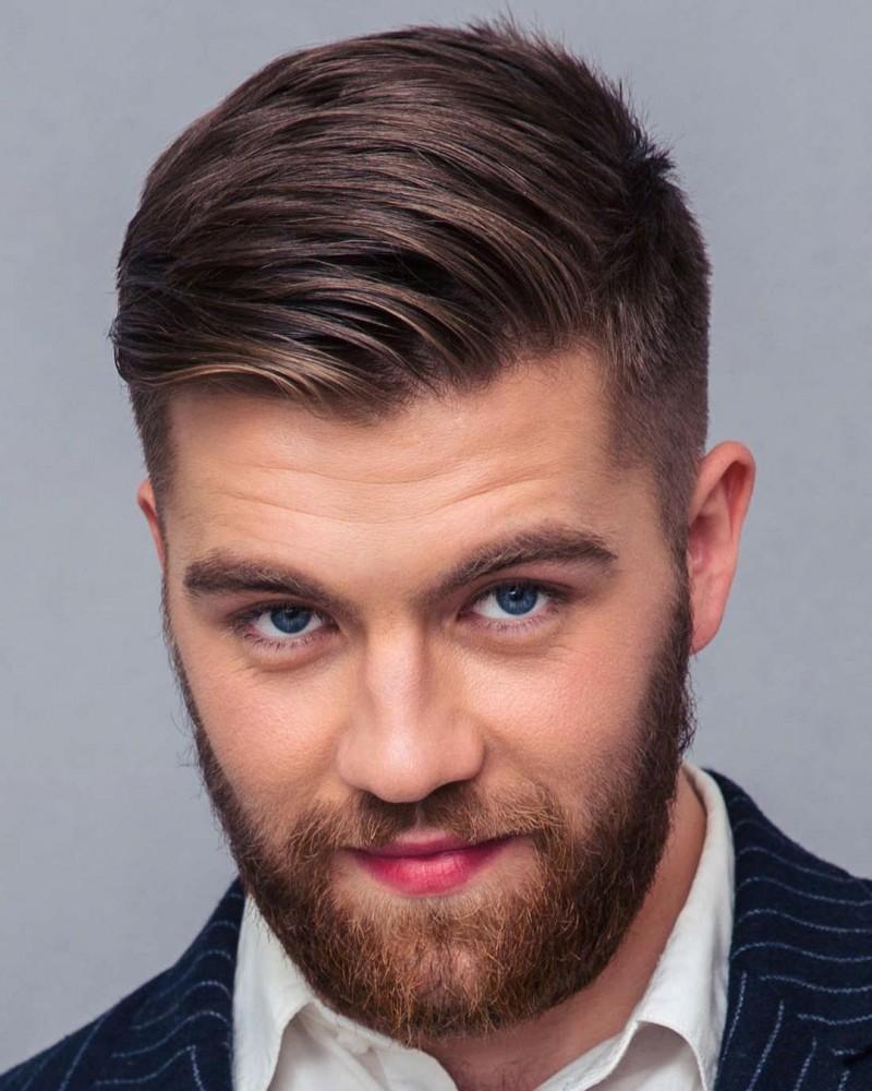 مو مردانه ۲۰۱۹ | مدل مو مردانه ایرانی و اروپایی (۲۰ عکس)