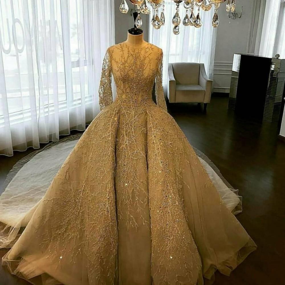 لباس عروس ۲۰۱۹ | عکس لباس عروس جدید و ناب