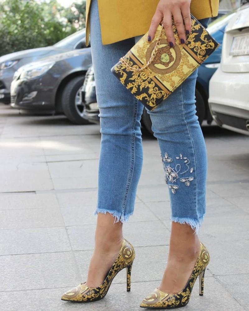 جدیدترین مدل کفش مجلسی ۲۰۱۹ | مدل کفش مجلسی شیک زنانه و دخترانه