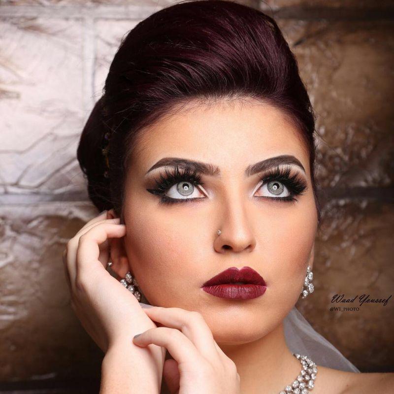 مدل آرایش صورت دخترانه ۲۰۱۹ زیبا و حرفه ای جدید