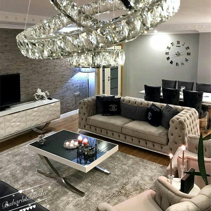 دکوراسیون منزل به سبک اروپایی با طرح های خاص و مدرن , ۲۰ عکس