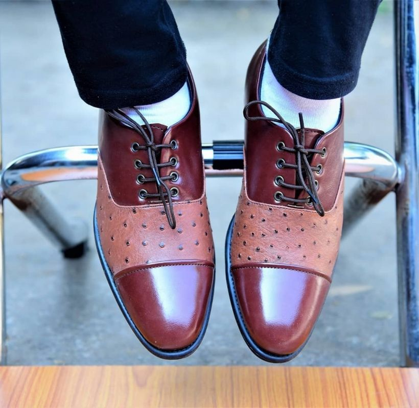 جدیدترین مدل کفش مجلسی مردانه با طرح و رنگ بندی های سال ۲۰۱۹ -۹۸
