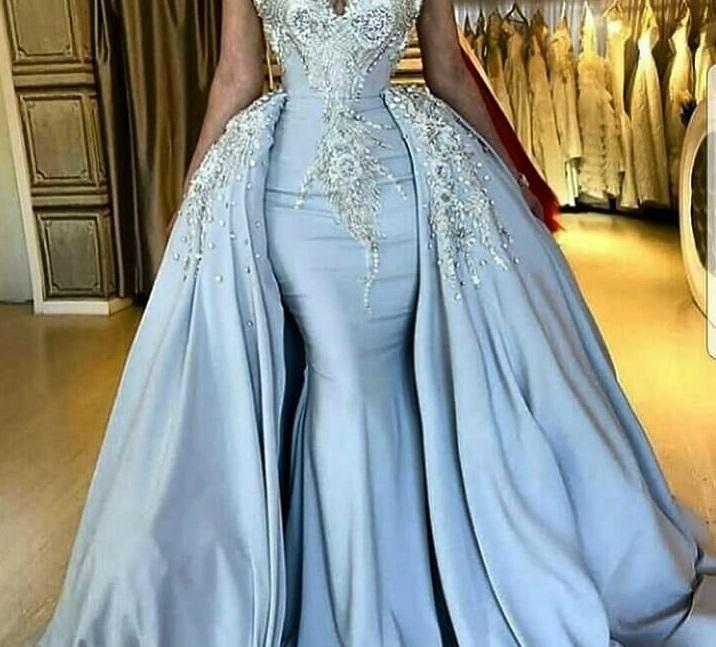 پرکار ترین مدل لباس مجلسی بلند مخصوص خانم های پولدار و لاکچری