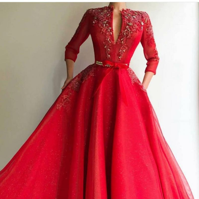 مدل لباس مجلسی زنانه با دوخت و طرح های بی نظیر + عکس