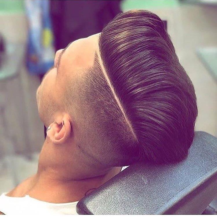 "مدل مو پسرانه جدید ۹۸ "" موی مردانه خامه ای """