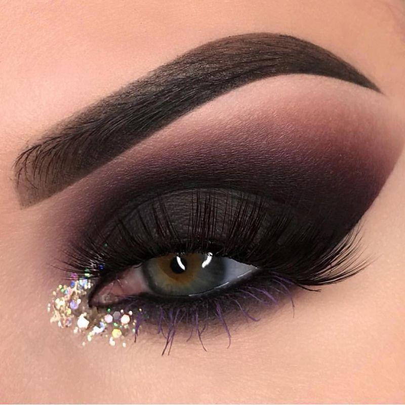 گالری از مدل سایه چشم عربی ۲۰۲۰ جدید مناسب انواع فرم چشم