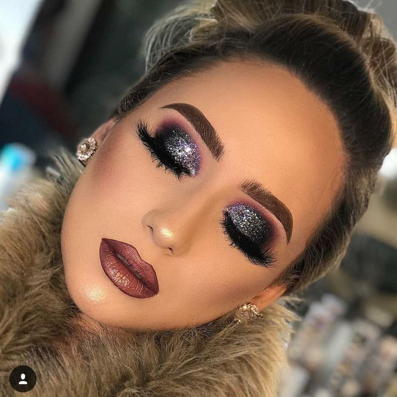 مدل آرایش لایت مجلسی ۲۰۲۰ فوق العاده شیک دخترانه و زنانه