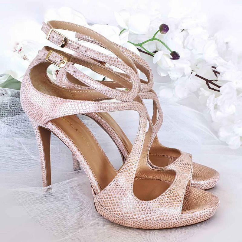 مدل کفش عروس جدید ۲۰۲۰ به سبک مدلینگ ها + تصاویر
