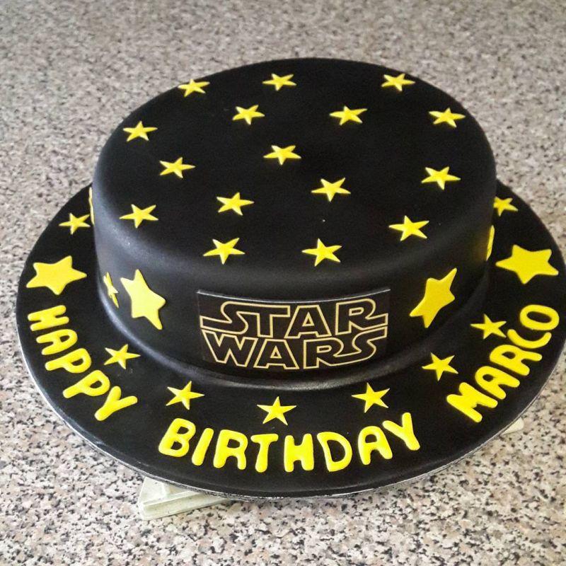 عکس کیک تولد زیبا و جدید همراه با ایده تزیین کیک تولد با طرح خاص