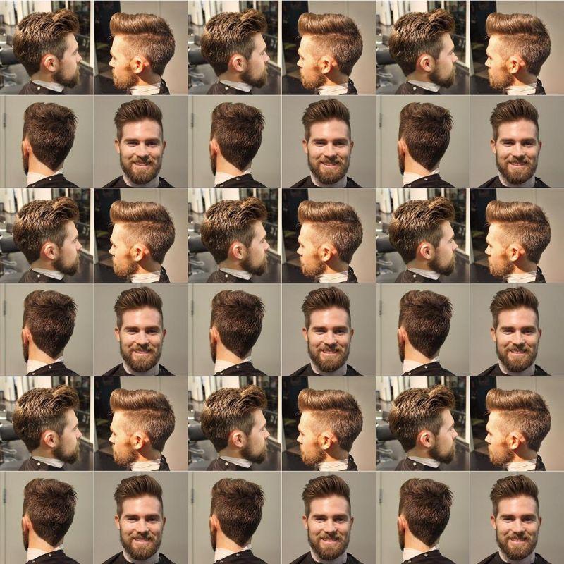 مدل موی مردانه جدید در ایران با طرح های به روز و متنوع لاکچری