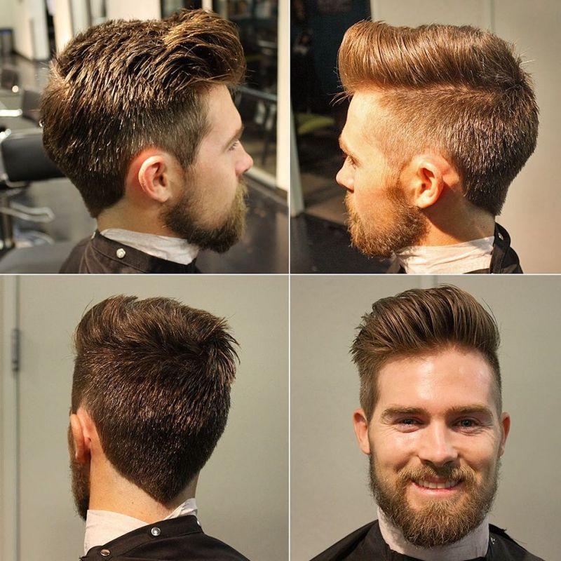 مدل موی مردانه جدید فشن با طرح های شیک و به روز