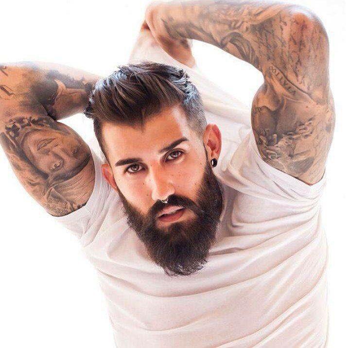 انواع مدل مو مردانه جدید در طرح های بروز و جذاب (موی بوکسوری)