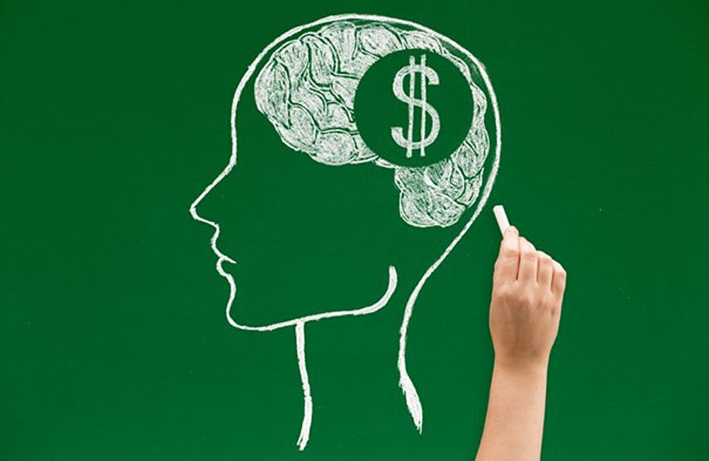 4 قدم برای ثروتمند شدن با قدرت ذهن