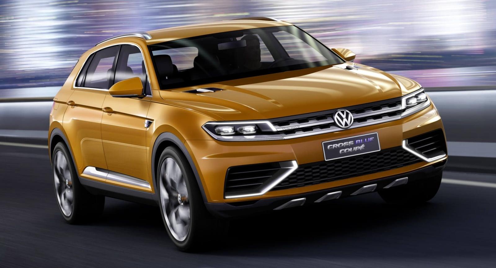 شرکت فولکس Tiguan Coupe را سال آینده عرضه می کند