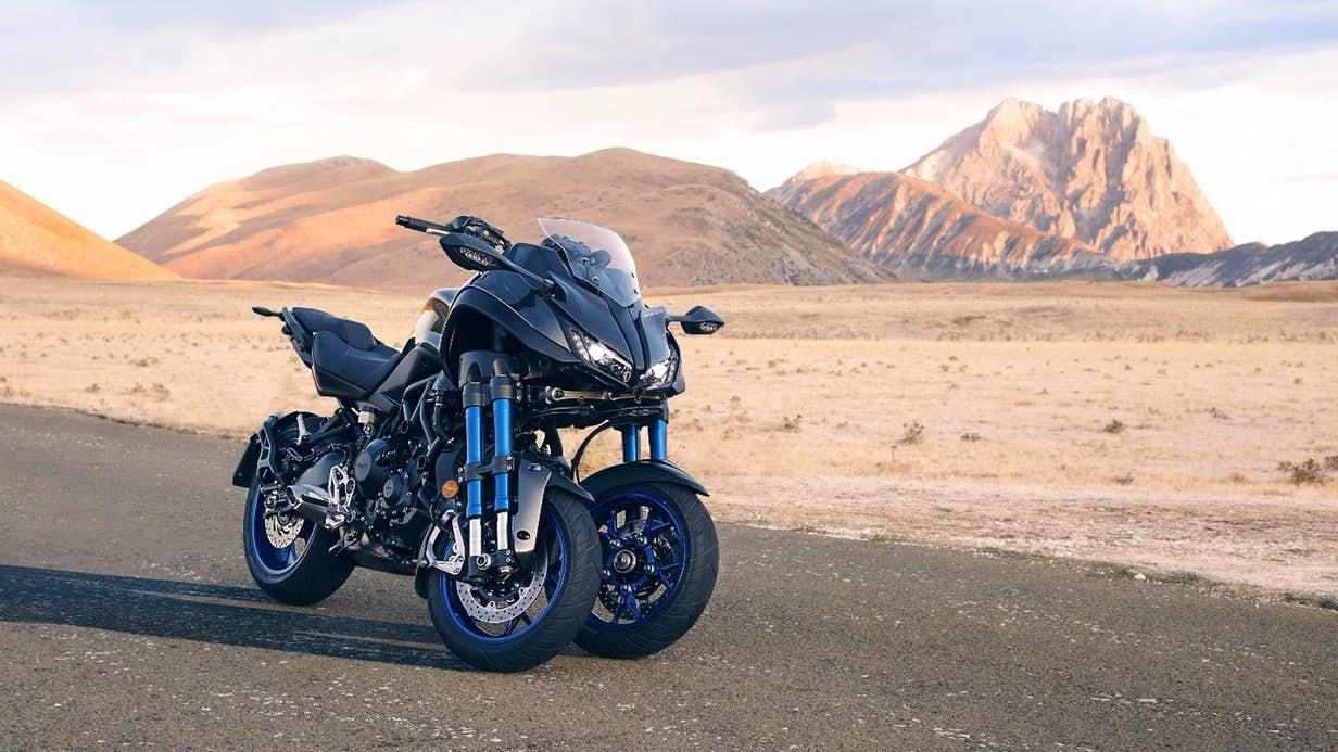 Niken موتورسیکلت سه چرخ یاماها