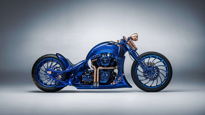 آشنایی با گران قیمت ترین موتورسیکلت