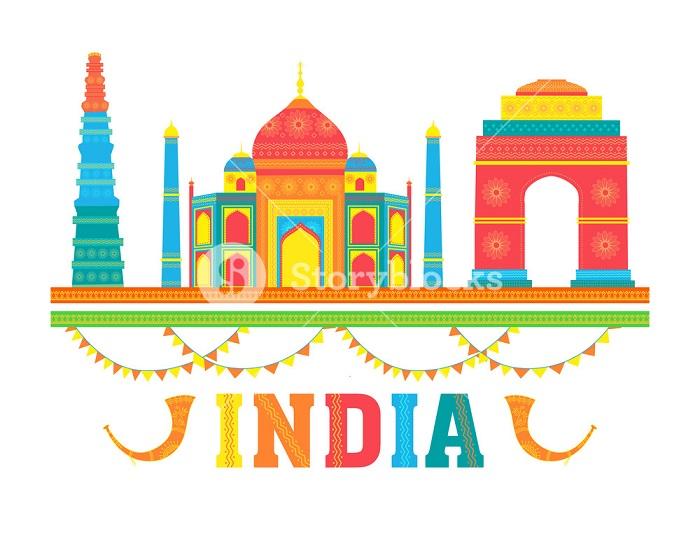 هند و دیدنی های جذاب آن