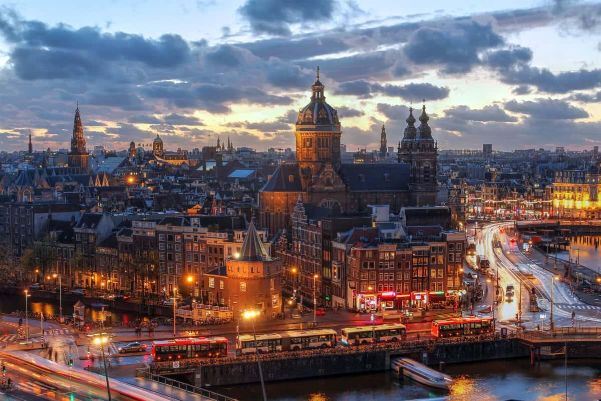 10 جاذبه توریستی در کشور هلند