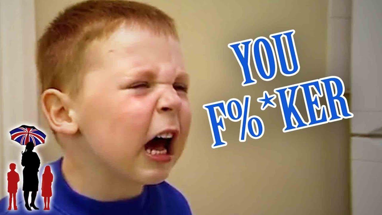 با کودک بد دهن خود چگونه رفتار کنیم؟