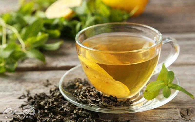 آیا خوردن چای سبز باعث کم خونی میشود؟