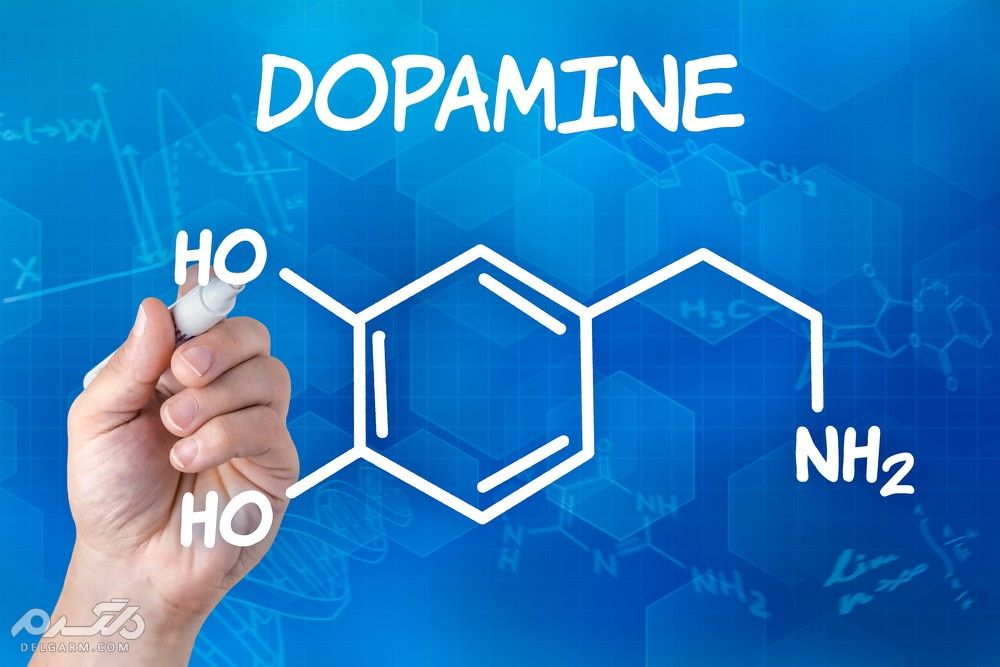 افزایش دوپامین مغز