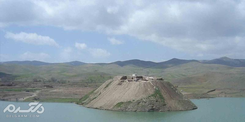 تپه گونسپان (پاتپه) در ملایر