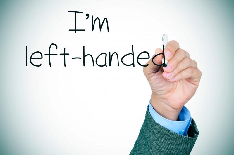 ۲۵ حقیقت شگفت انگیز در مورد چپ دست ها