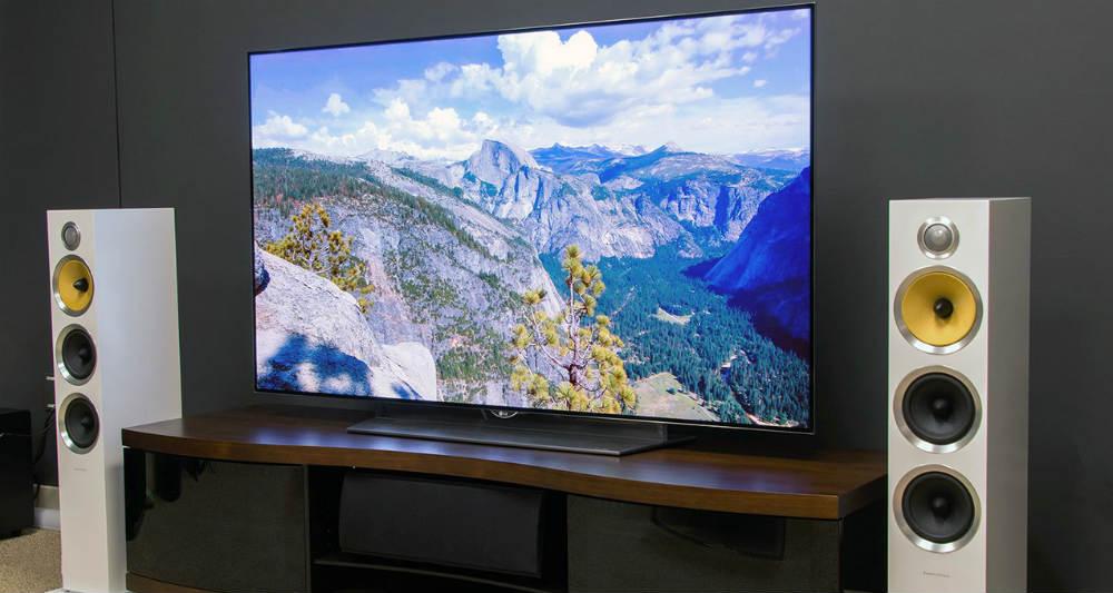 بررسی تلویزیون های OLED