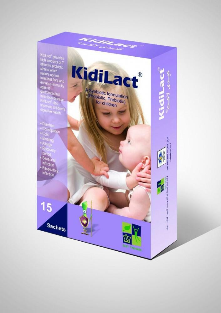 کیدی لاکت چیست ؟ خواص کیدی لاکت در سلامت کودکان