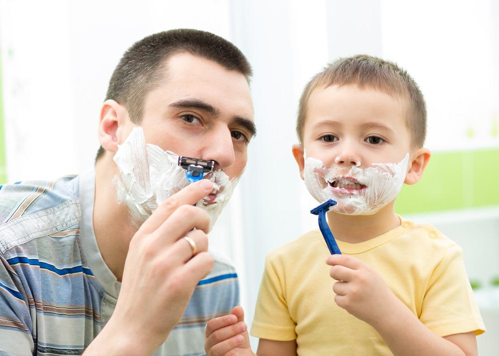 تقلید کودکان / علت تقلید کودکان چیست ؟