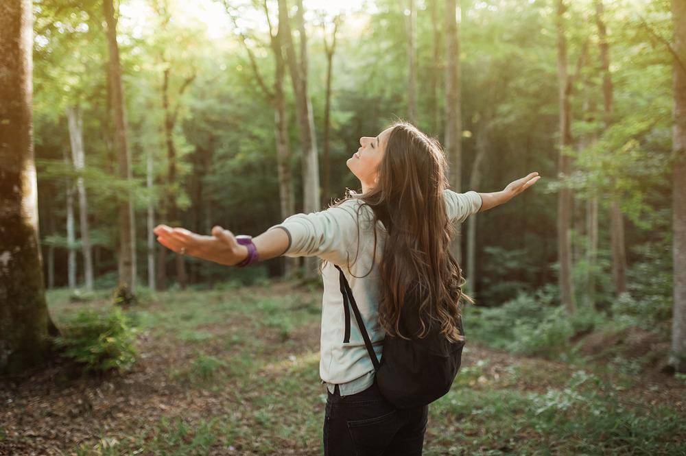 بازیابی انرژی مثبت برای تسکین استرس