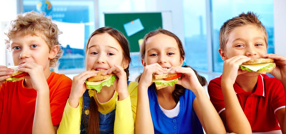 بهترین تغذیه در مدرسه برای کودکان چیست؟
