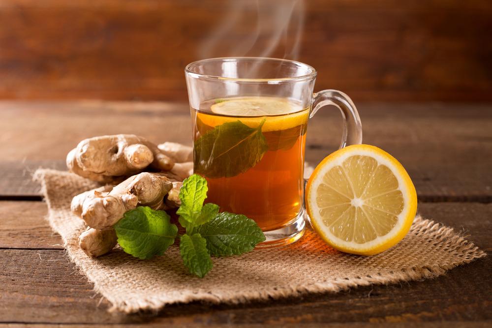 مصرف چای زنجبیلی همراه با خواص آن