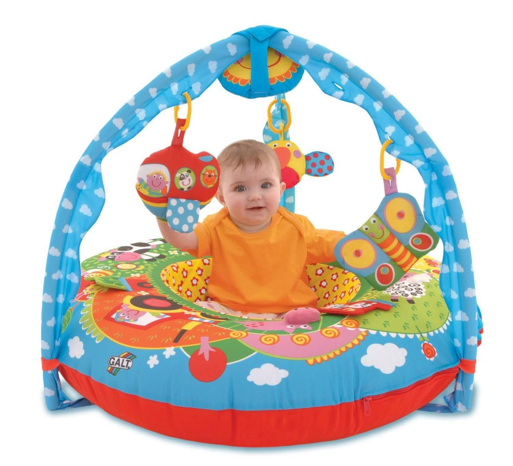 اسباب بازی نوزادان : خصوصیات اسباب بازی نوزاد چه باید باشد؟