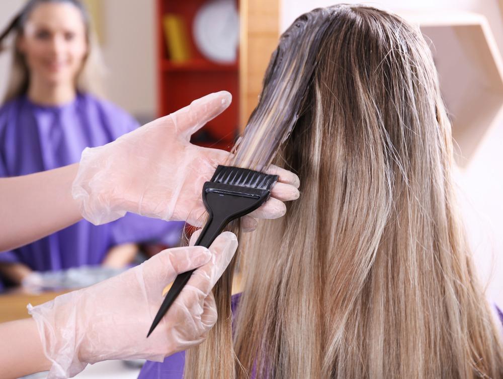 ۱۴ ترکیب رنگ جادویی برای ساخت رنگ موی نسکافه ای
