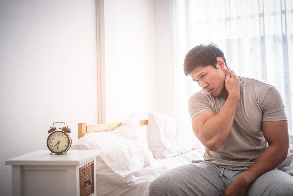 گرفتگی عضلات در خواب : علت و درمان گرفتگی عضلات پا در خواب