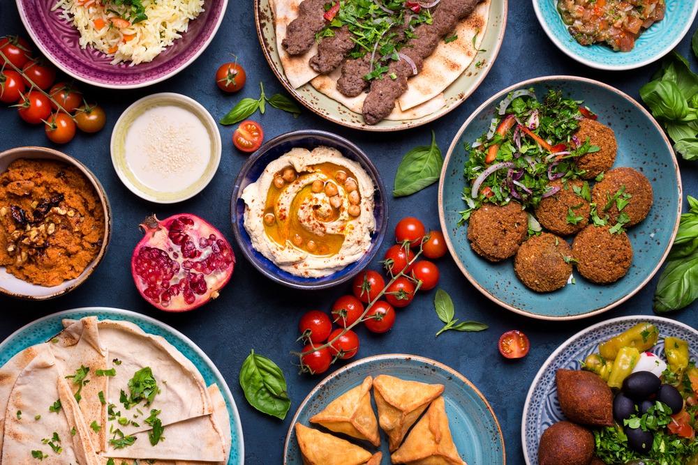 اسم و آدرس بهترین رستوران های غذای عربی در تهران