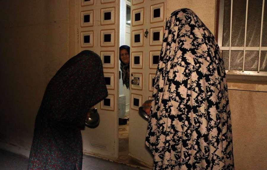 مراسم قاشق زنی چهارشنبه سوری + ویدیوهای دیدنی