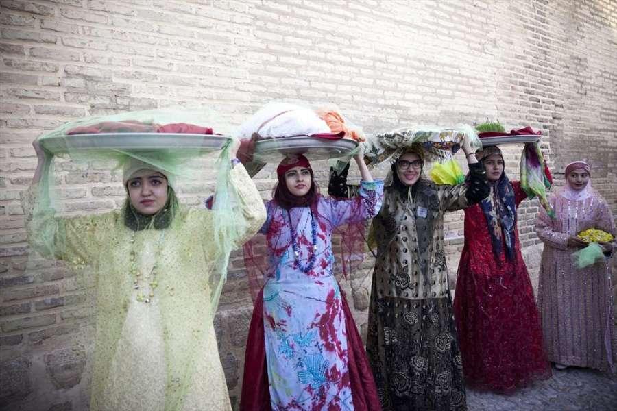 آشنایی با آداب و رسوم مردم شیراز در ایام نوروز